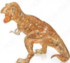 Кристальный пазл 3D Crystal Puzzle «Динозавр T-Rex»
