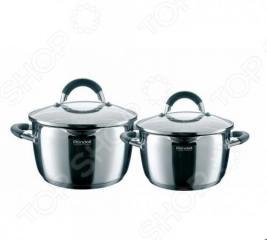 Набор посуды Rondell Flamme: 4 предмета