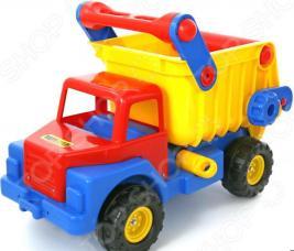 Самосвал игрушечный Wader 37909