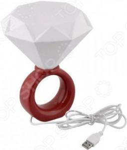 Светильник-ночник «Кольцо с бриллиантом» BW-ZSS731. В ассортименте