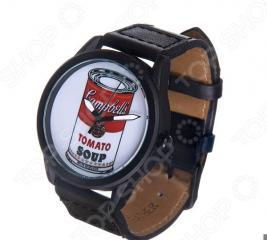 Часы наручные Mitya Veselkov Tomato soup MVBlack