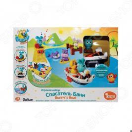 Набор игровой для ребенка Ouaps «Бани. Спасатель»