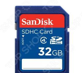Карта памяти SanDisk SDSDB-032G-B35