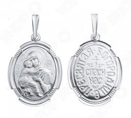 Образок «Пресвятая Богородица Владимирская» 10834