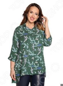 Рубашка Pretty Woman «Сладкое счастье». Цвет: зеленый