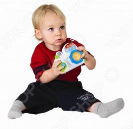Музыкальная игрушка HAP-P-KID «Мой первый фотоаппарат»