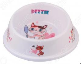 Миска для кошек разноуровневая DEZZIE «Охотник»