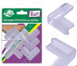 Накладки-протекторы для мебели Мультидом MS45-21
