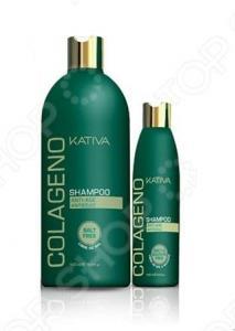 Шампунь коллагеновый Kativa