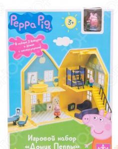 Игровой набор с фигуркой Peppa Pig «Домик Пеппы»