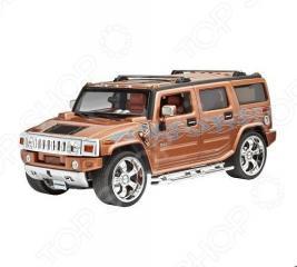 Сборная модель автомобиля 1:25 Revell Hummer H2