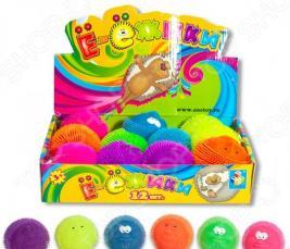 Игрушка-антистресс 1 Toy со светом «Забавная рожица». В ассортименте