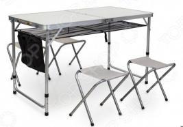 Набор: стол и стулья Greenwood TA-01