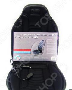 Накидка на сиденье с подогревом и терморегулятором Autovirazh AV-090012