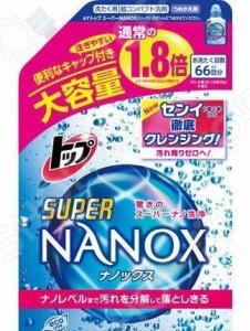 Гель для стирки Lion «Топ» Nanox Super 242000