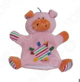 Мягкая игрушка на руку Coool Toys «Хрюша»