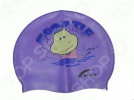 Шапочка для плавания с рисунком RH-С. В ассортименте