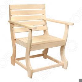 Кресло с фигурными ножками Банные штучки 32463