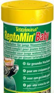 Корм для водяных черепах Tetra ReptoMin