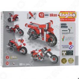 Конструктор-игрушка Engino Pico builds/Inventor «Мотоциклы»