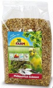 Корм для волнистых попугаев JR Farm Wellensittich Schmaus