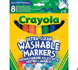 Фломастеры смываемые Crayola 58-8328