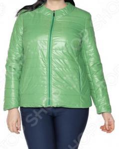 Куртка Blagof «Солнечный день». Цвет: зеленый