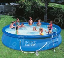 Бассейн надувной Intex Easy 56414