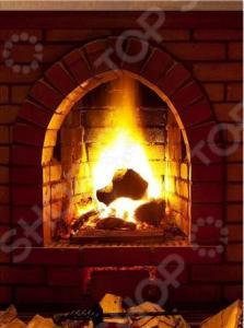 Согревающее панно «Доброе тепло» (Камин)
