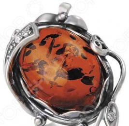 Кольцо «Янтарная вспышка» 2332072