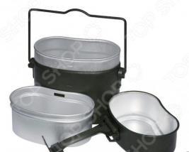 Набор посуды походной Ecos Camp-2032
