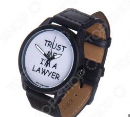 Часы наручные Mitya Veselkov «Верь мне, я юрист»