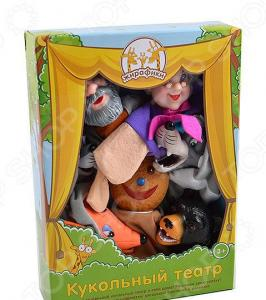 Набор для кукольного театра Жирафики «Колобок» 68317