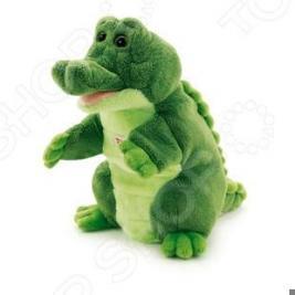 Мягкая игрушка на руку Trudi Крокодил