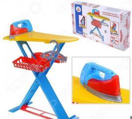 Игровой набор для девочки POLESIE «Утюжок 2х1»