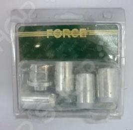 Набор секреток удлиненных для колесных дисков Force F-644205
