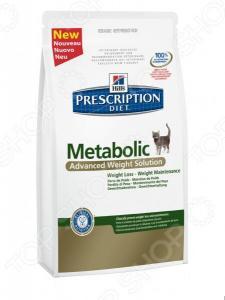 Корм сухой диетический для кошек Hill's Prescription Diet Feline Metabolic