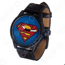Часы наручные Mitya Veselkov «Супермен» MVBlack