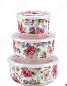 Набор контейнеров для хранения продуктов Bekker BK-5116. В ассортименте