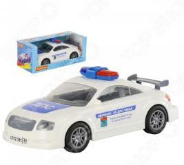 Машинка инерционная игрушечная POLESIE «ДПС. Волгоград»