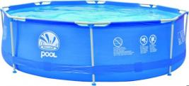 Бассейн каркасный Jilong Round Steel Frame Pools JL017236NG