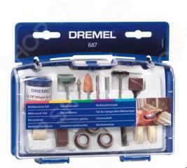 Набор насадок многофункциональных Dremel 687