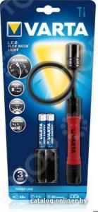 Фонарик с гибкой рукояткой VARTA LED Flex Neck Light