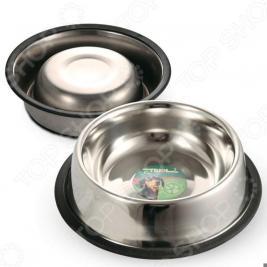 Миска для собак TRIOL на резинке