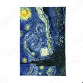 Обложка для автодокументов Mitya Veselkov «Ван Гог. Звездная ночь»