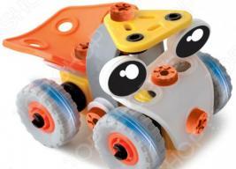 Конструктор-игрушка Юный Механик «Гонки 2 в 1» SUT-1005