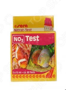 Тест для аквариумной воды Sera Nitrite-Test NO3