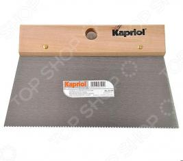 Шпатель KAPRIOL зубчатый