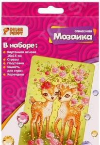 Набор для создания мозаики Color Puppy «Оленята»