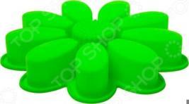 Форма силиконовая для выпечки Marmiton «Ромашка». В ассортименте